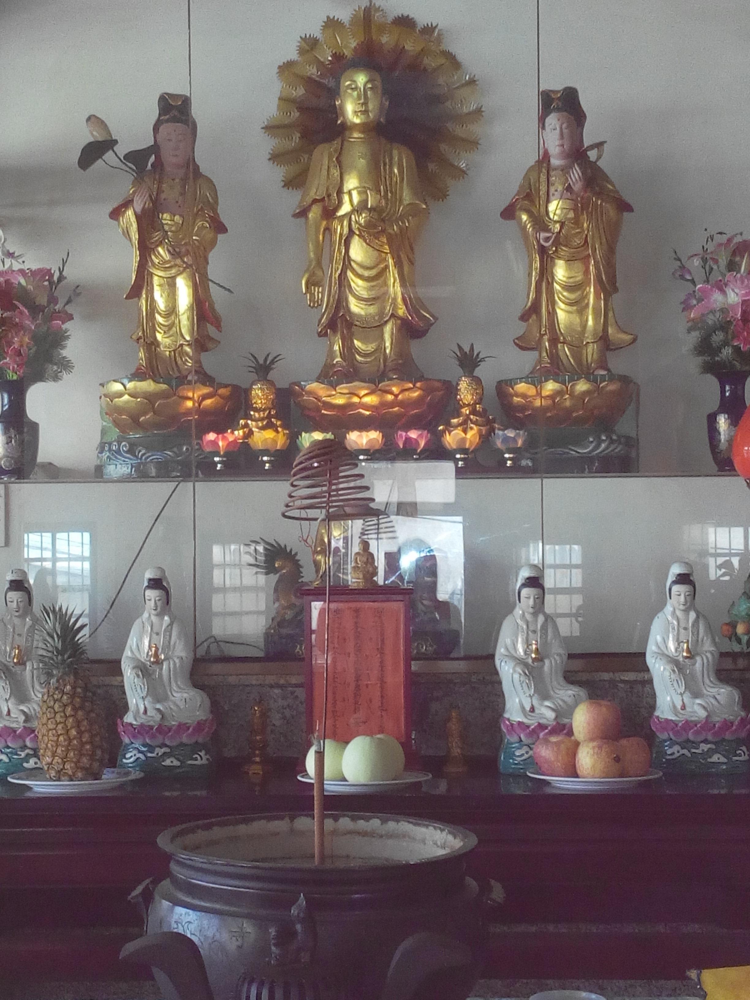 碧岸寺--阿彌陀佛