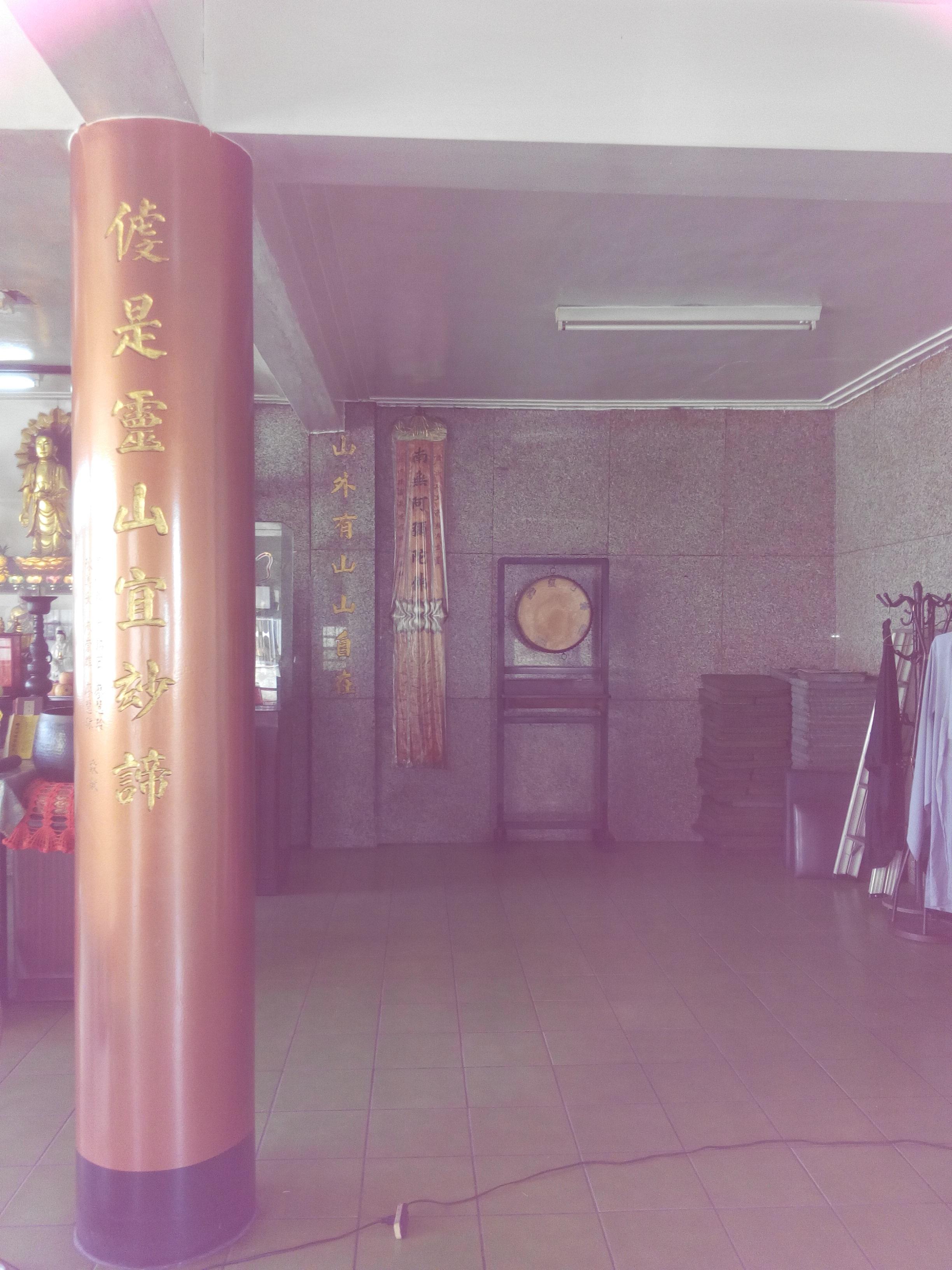 二樓阿彌陀佛殿