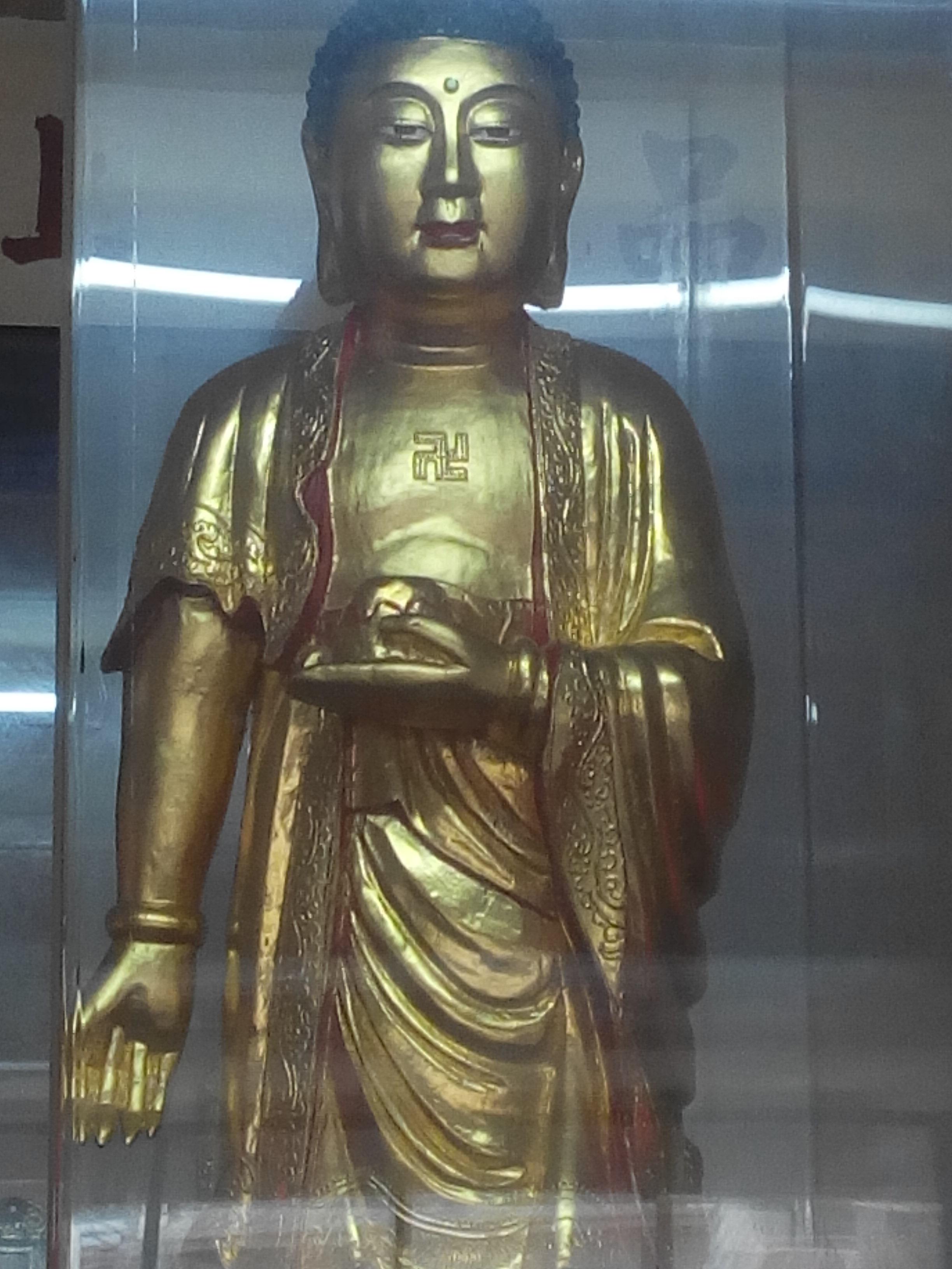 碧岸寺西方殿--阿彌陀佛